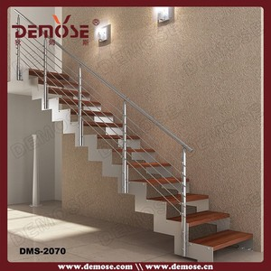 New Staircase Cost Portable Steel Wood