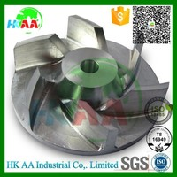 TS16949 certified professional customized OEM water pump impeller design