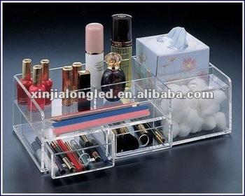 5e3f66bdf Acrílico maquillaje organizador cosmética de acrílico caja acrílico  organizador de maquillaje de plástico ...