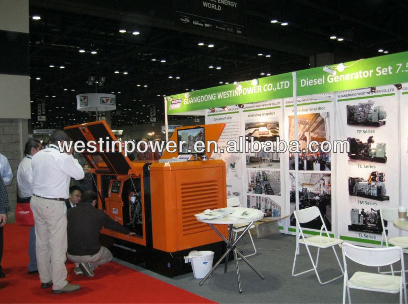 7.5~3300kva with Cummins engines stamford alternators kipor silent diesel generator prices