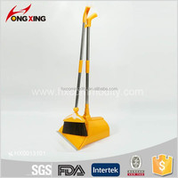 cheap price besom, plastic broom and dustpan set for sale