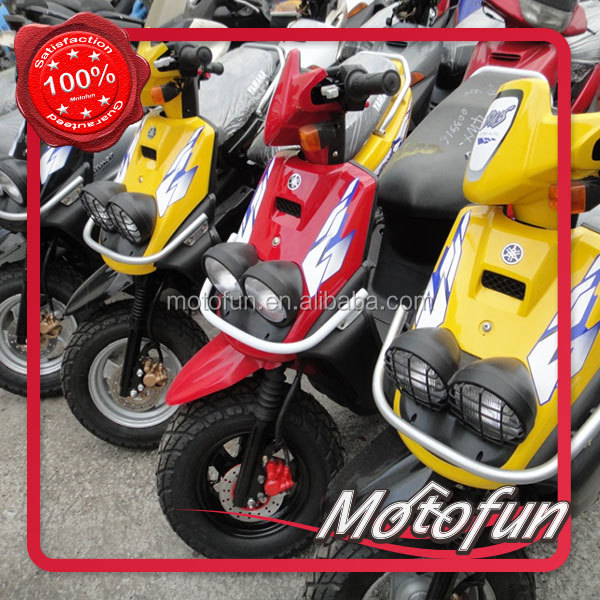 Motofun BWS 100cc USD SCOOTERS/USED MOTORCYCLE refitted repaired factory export
