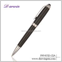 School Supplies High Quality Metal Twist Pens Personalized Ballpoint Pens No Minimum
