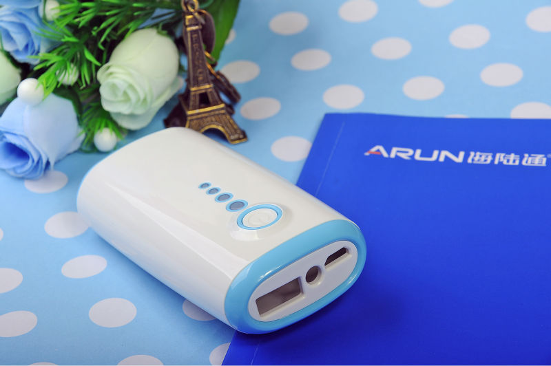 2014 best quality portable power bank 5200mah for Samsung,Iphone,HTC,NOKIA