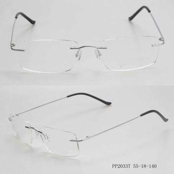 a6b3ec1d057 China OEM memory titanium optical frame high end eye glass frames