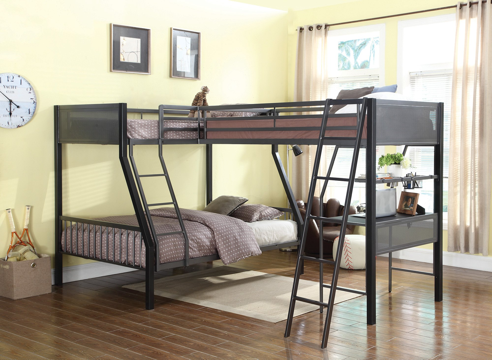 Picture of: Cheap Steel Pipe Bunk Bed Find Steel Pipe Bunk Bed Deals On Line At Alibaba Com