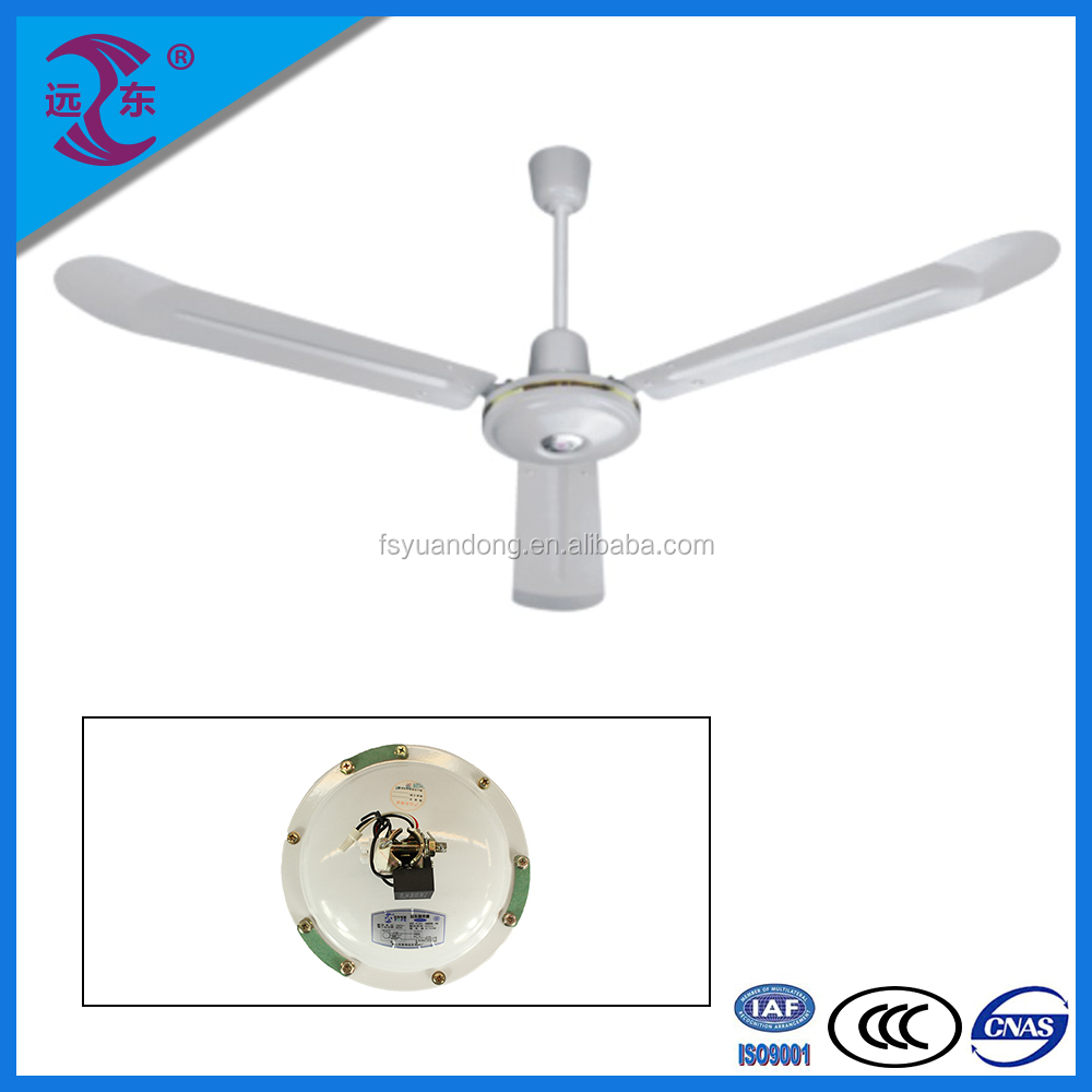 Oem competitive price 56 inch plastic ceiling fan