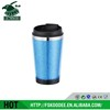 Non spill plastic starbucks coffee mug with assroted colors suitable for car holder