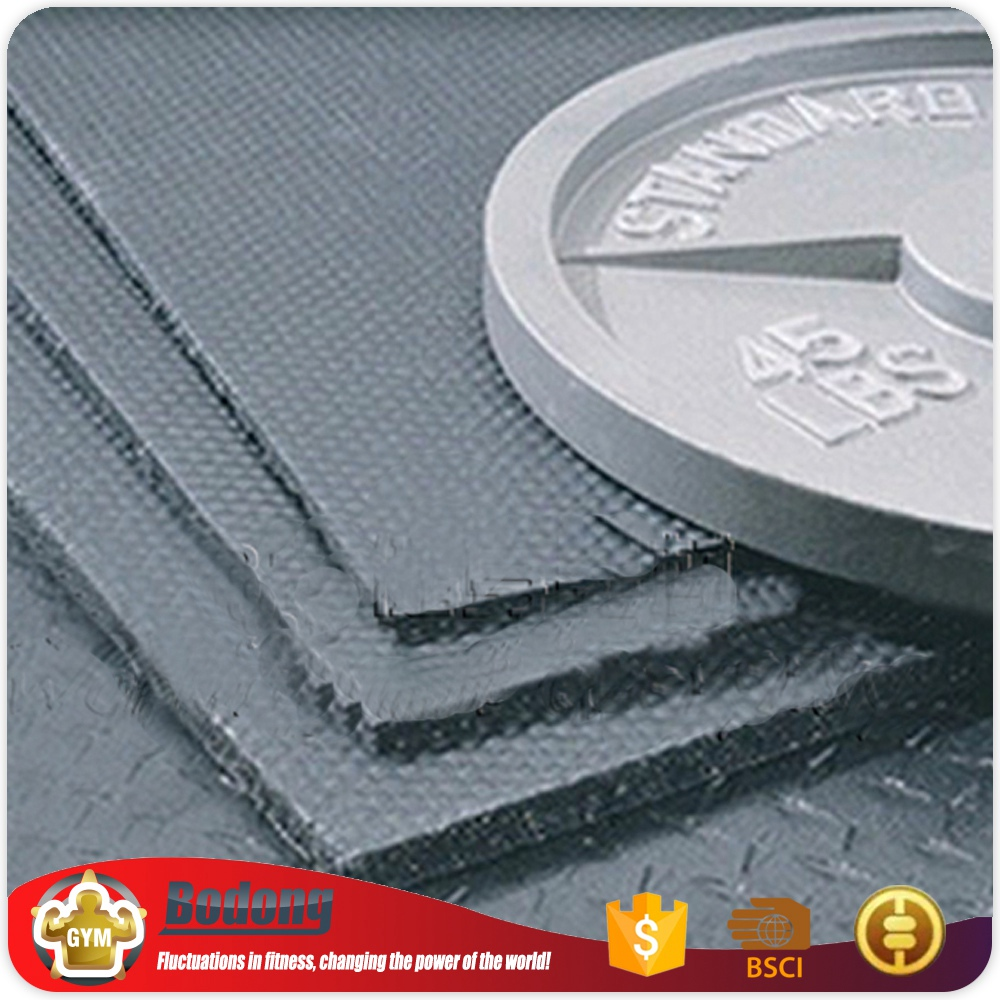 New Design Best Sale Gym Rubber Roll Mat Rubber Outdoor Flooring For Export