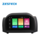Zestech Android 8.0 Car dvd gps for Ford Fiesta with gps multimedia navigation system
