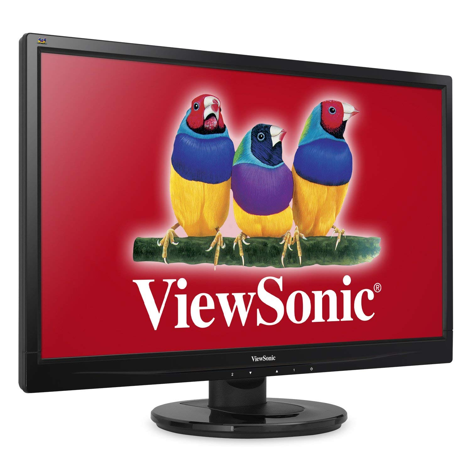 "ViewSonic 27"" VA15457 DVI/VGA 1080p Widescreen LED LCD Monitor w/HDCP Support (Certified Refurbished)"