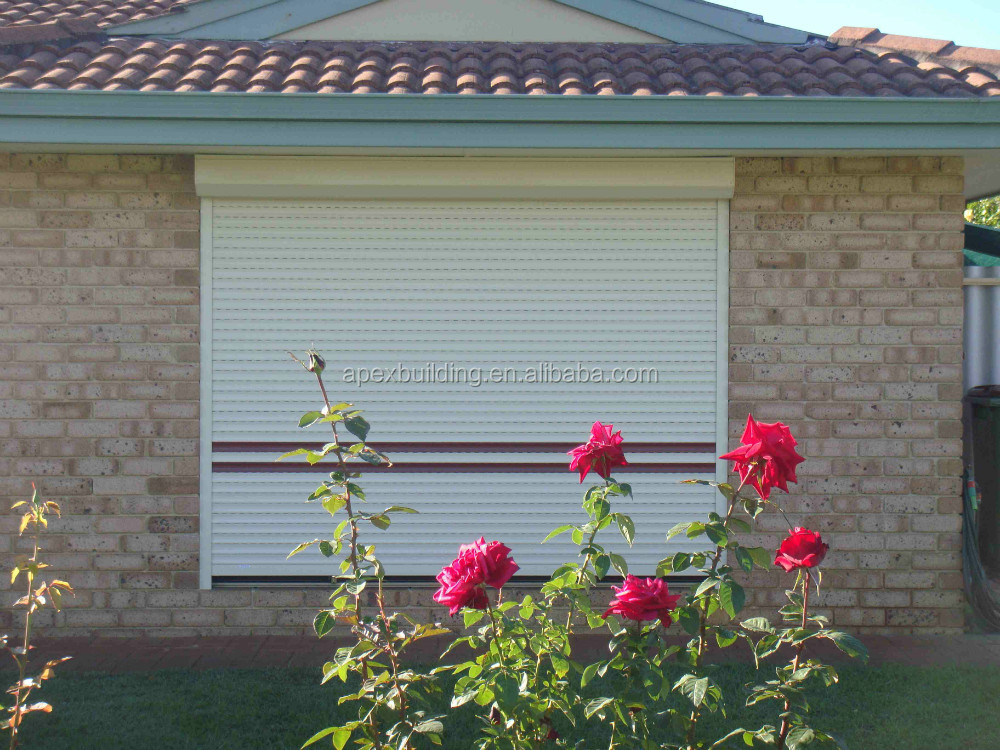Remote Controlled Roller Shutter for house security