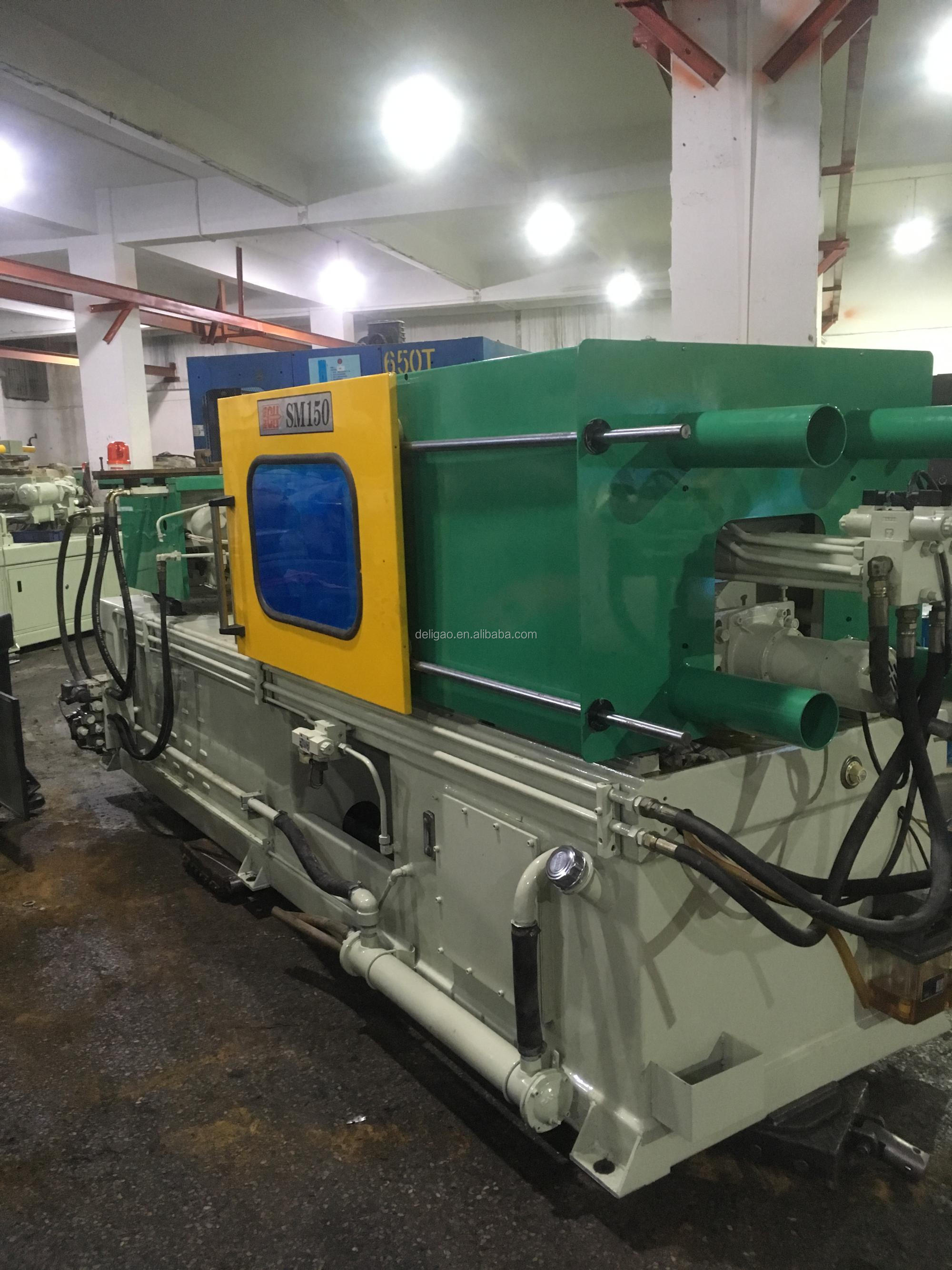Second-hand Injection Molding Machine Servo Taiwan - Buy ...