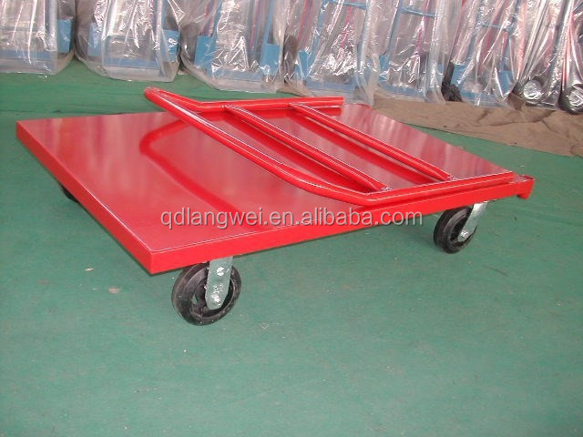 2015 new product hand push cart for warehouse
