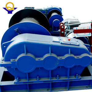 Electric Worm Gear Winch, Electric Worm Gear Winch Suppliers