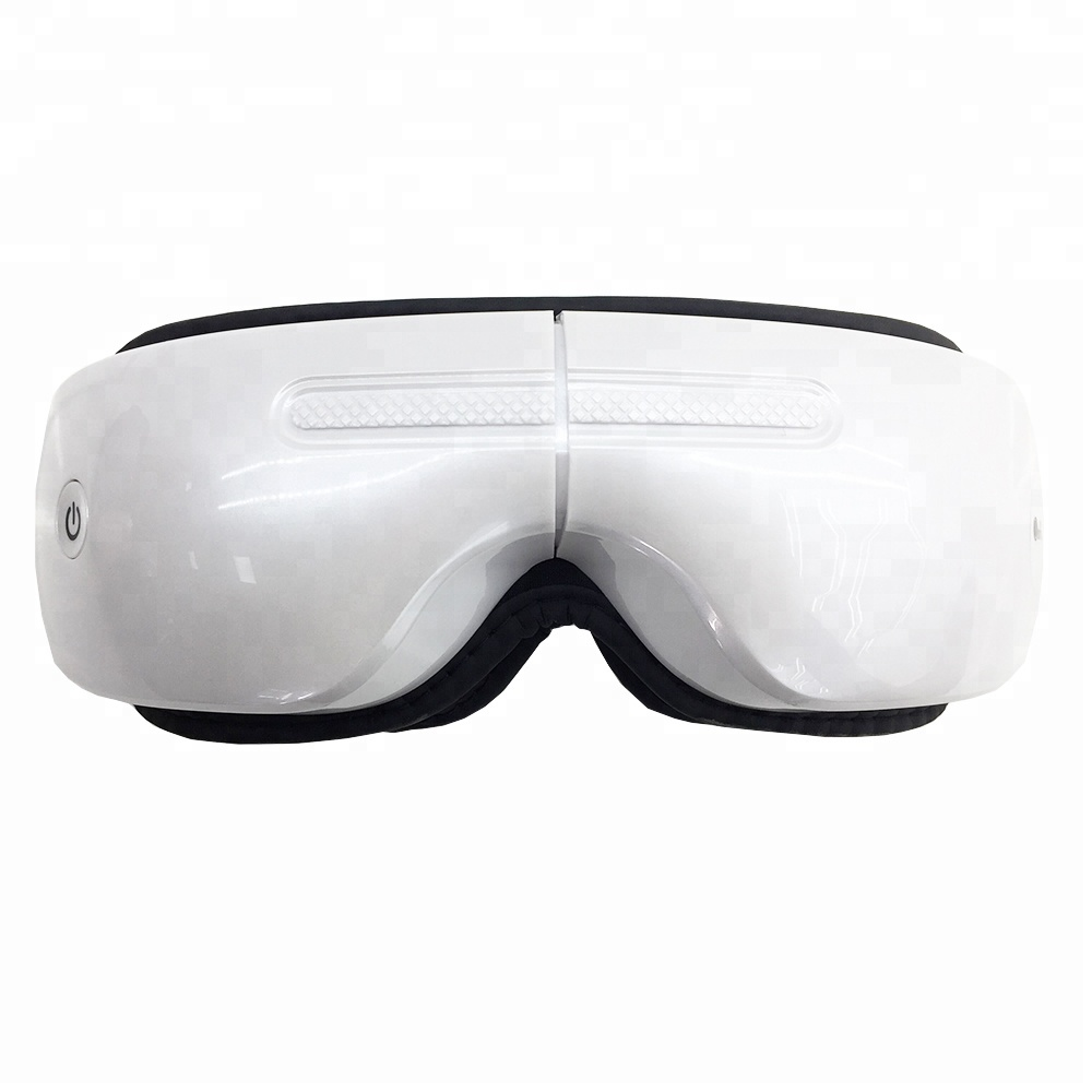 Heated Eye Massager with High Frequency Vibration for Pain Relief