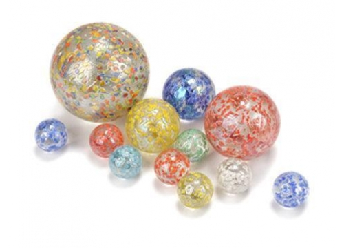Single Colored Marbles : Toy glass marble ball colored marbles buy