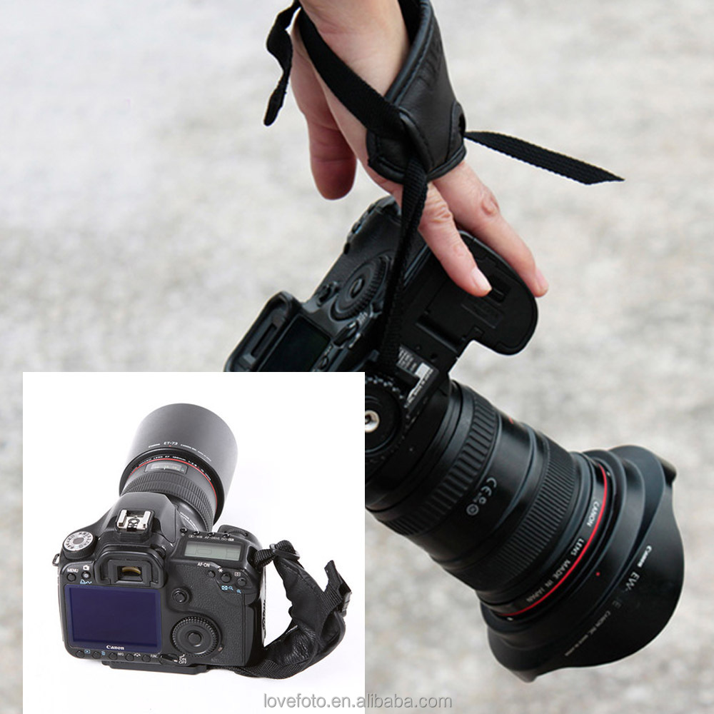 Camera Accessories For Dslr Cameras soft hand grip wrist strap for slrdslr camera photography accessories