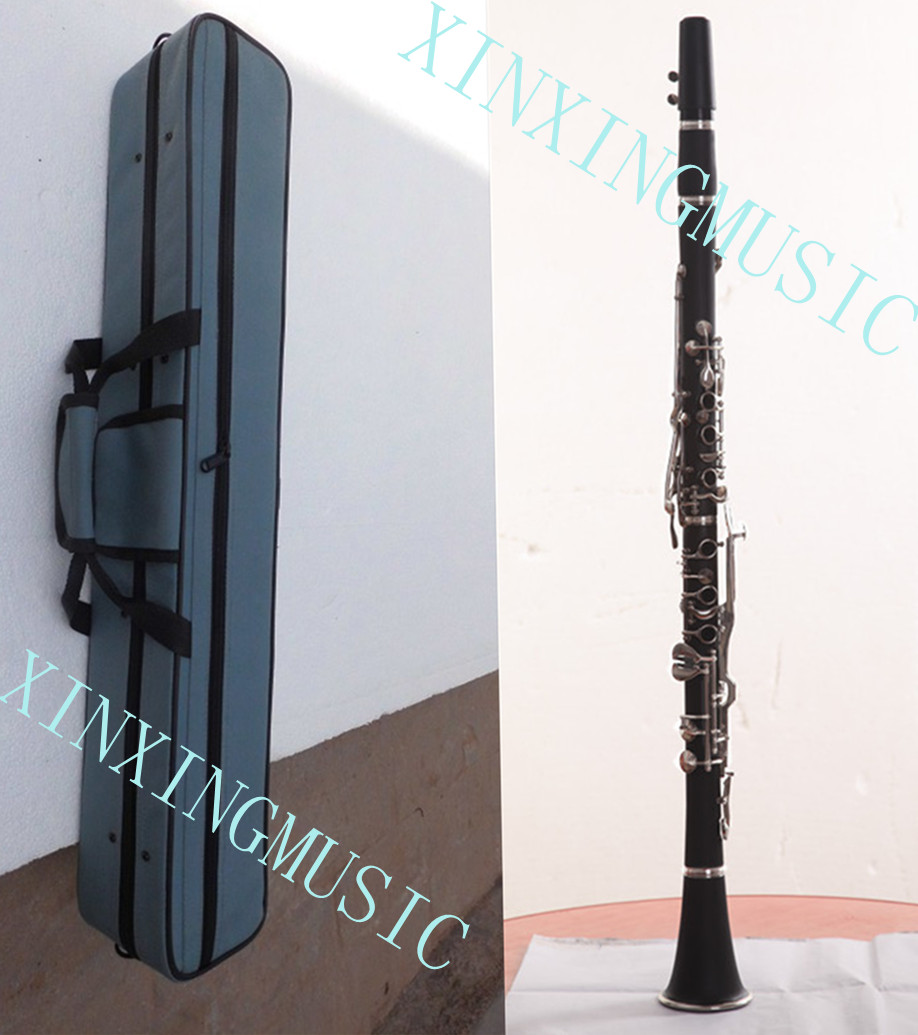 Professional G key clarinet