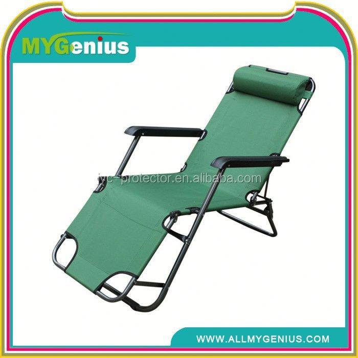 MG 106 Folding deck chairs foldable portable outdoor beach