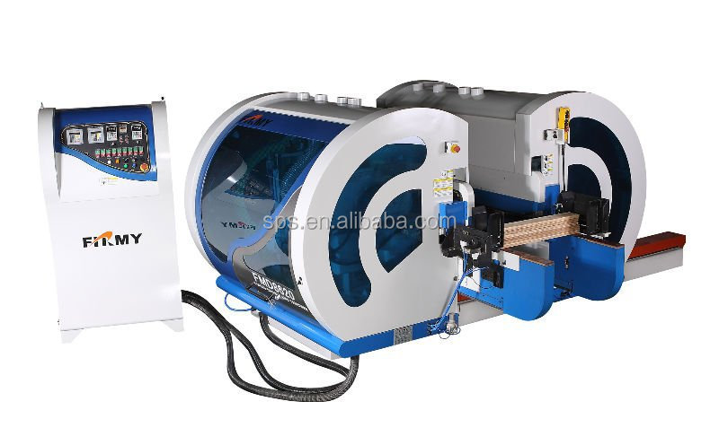 WOOD WORKING MACHINE Double end tenoner FMD8820(CE/ISO9001)