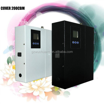 Small Machines For Home Business Aroma Air Freshener Machine