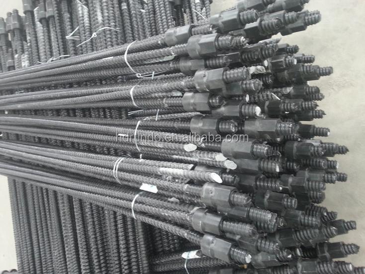 Alta resistencia ligero todo hilo de fibra de vidrio - Barras de fibra de vidrio ...