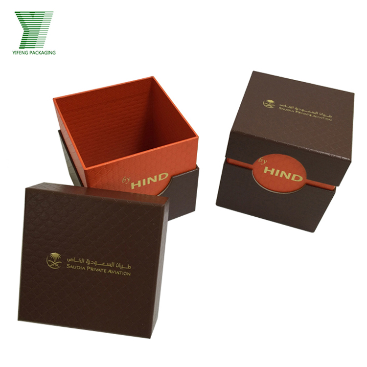 High Texture Paper Packaging Customized Herbal Tea Cardboard Boxes