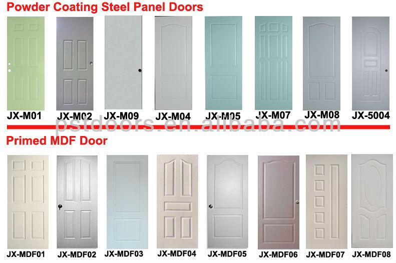 steel door designs6 panel steel door  sc 1 st  Guangzhou Jinxun Building Products Co. Ltd. - Alibaba & steel door designs6 panel steel door View steel grill door design ...