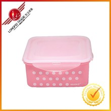 Plastic Microwavable Fresh Maintain Box