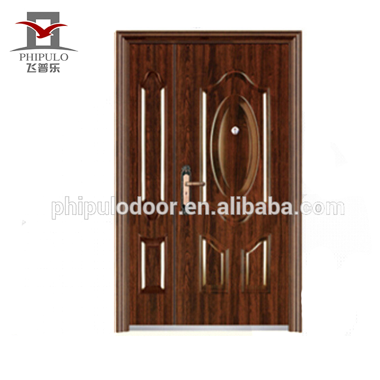 Popular in india market baby-mother steel door