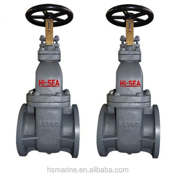 JIS Marine Cast Steel Gate Valve