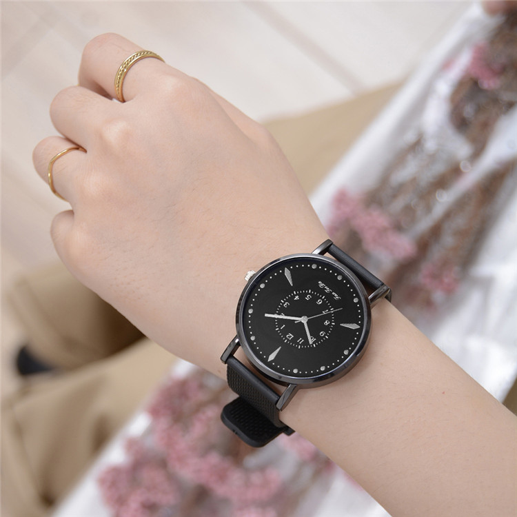 Custom Simple Leisure Fashion Women Watch Quartz Female Watch
