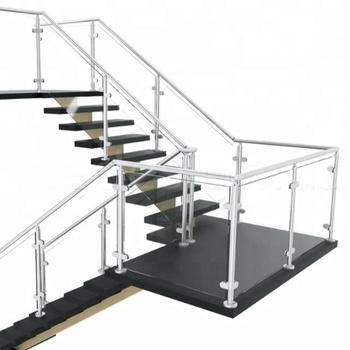 304 Treppe Treppe Glasgelander Edelstahl Handlauf Design Buy