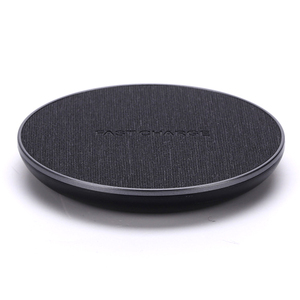 Customized logo qi standard fast wireless battery charger for mobile phone