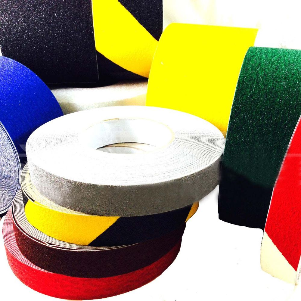 2 Quot X 60 Clear Roll Safety Anti Slip Tape Sticker Grip Non