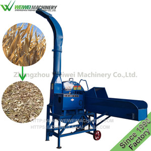 Weiwei feed making machine alfalfa hay ukraine
