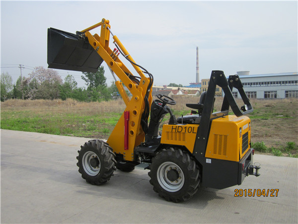 CE multifunction mini wheel loader for sale like multione
