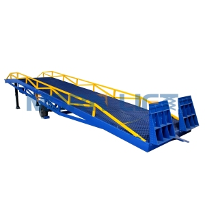 Factory supply good quality container using mobile dock ramp