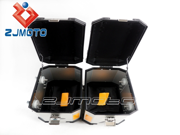 Moroecycle Side box Aluminum Side Cases High Grade Luggage Boxes Bags Carrier Box Cago Box  sc 1 st  Alibaba & Moroecycle Side Box Aluminum Side Cases High Grade Luggage Boxes ... Aboutintivar.Com