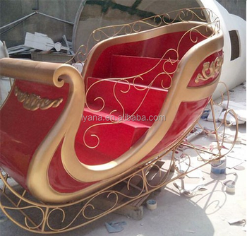 christmas life size santa sleigh for sale christmas decoration - Decorative Christmas Sleigh Sale