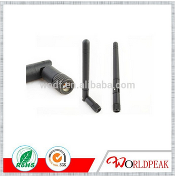 2.4 Ghz 3 Dbi Omni Wifi Antenna With Rp-sma Rf Connector Antenna ...