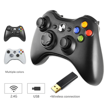 2.4G Nirkabel Game Controller <span class=keywords><strong>Bluetooth</strong></span> Gamepad Controller Joystick untuk XBOX360/<span class=keywords><strong>PS3</strong></span>/<span class=keywords><strong>PC</strong></span>/Android