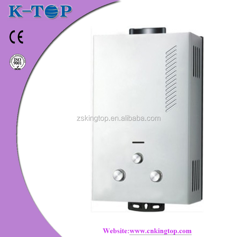 20L gas water heater white coated panel flue type with nature gas