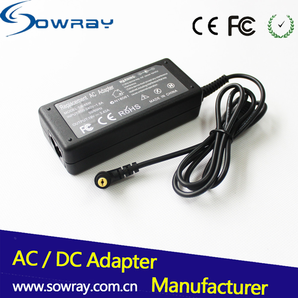 19v 3.42a AC Adapter Power Supply Charger+Cord for Acer 3680 3620 5050 5315 5315-2153 5520 5570 5630 7100 zg-5 zg5