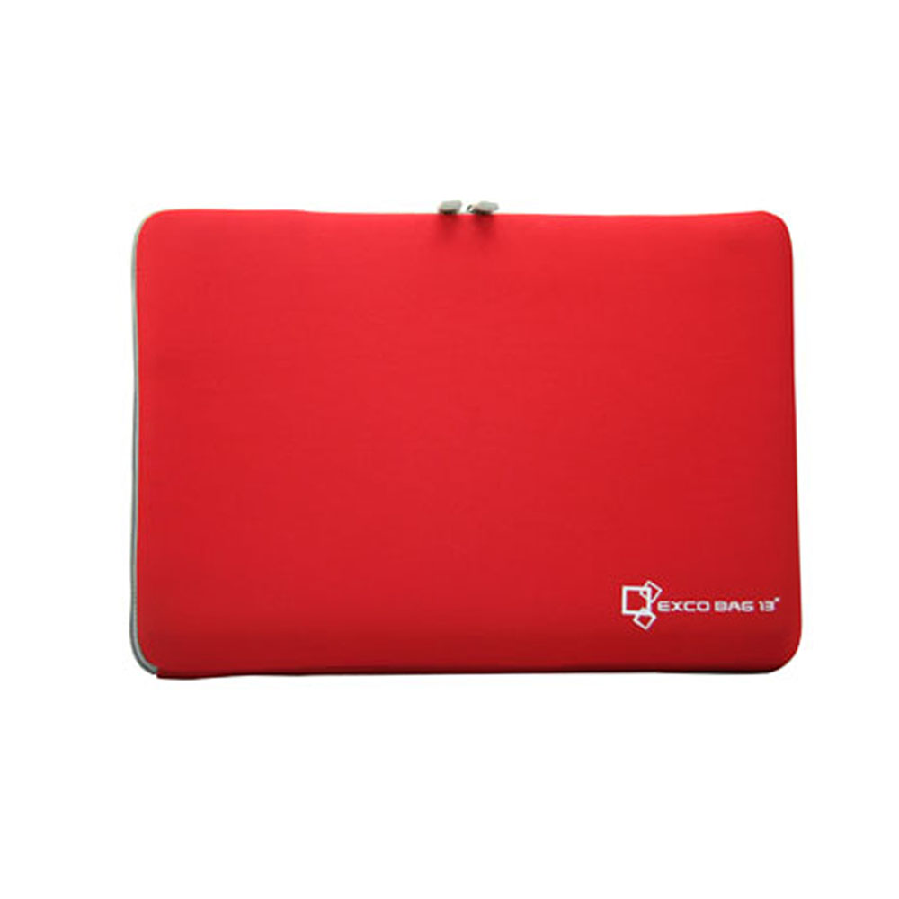 EXCO China supplier wholesale custom printed neoprene 14 inch laptop sleeve with handles