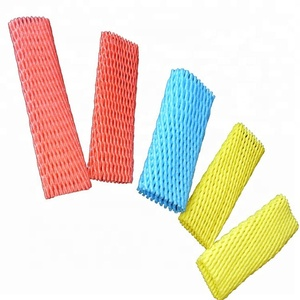 cheap plastic fruit nettings sleeve net for free sample