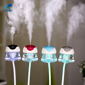 Mini usb decorative ultrasonic humifier car fragrance humidifier