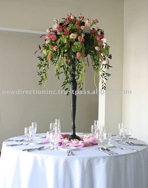 Candelabra With Flower Bowlwedding Candelabrawedding Decor Buy