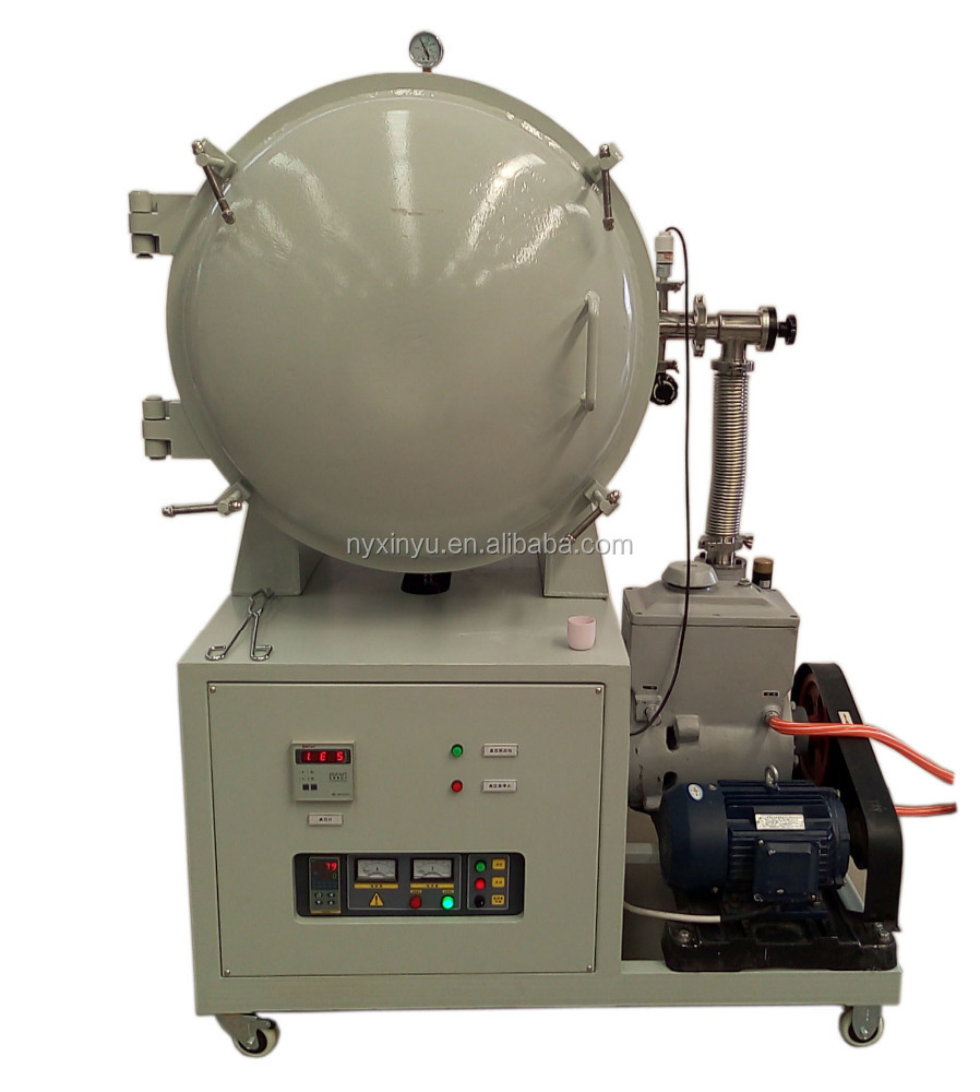1900 degree heat treatment atmosphere vacuum furnace for hardening tempering annealing carbon steel parts
